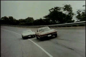 1963 Corvette Test Track