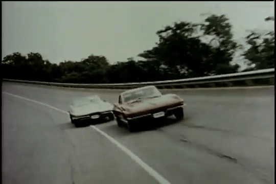 1963 Chevrolet Corvette Sting Ray – The Birth of American Sports Car