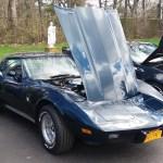 1979 Corvette Front