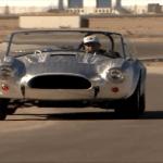 Aluminum Shelby Cobra On - Track