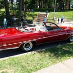 Buick Electra Convertible red