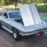 1964 Corvette Sting Ray Silver