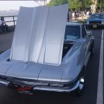 Front 1964 Corvette Sting Ray