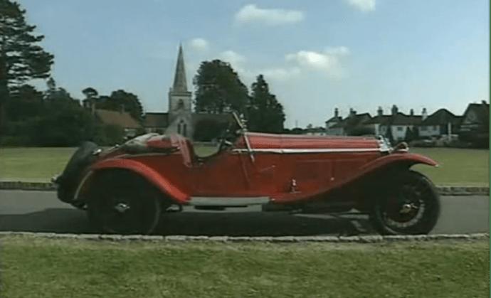 History of Alfa Romeo -Alfa 1500 6C