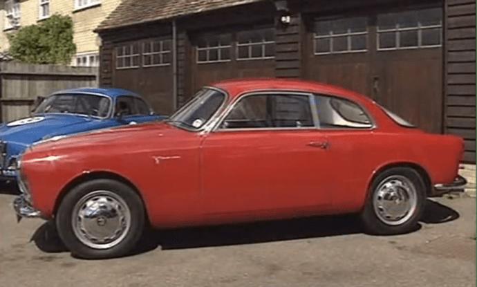 Giulietta Sprint Alfa Romeo