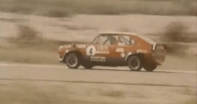 Alfasud TI - Race Car