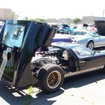 1967 Ford GT40 Back