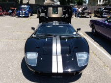 1967 Ford GT40 - Front