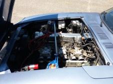 1977 Datsun 280ZX Engine