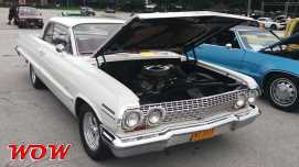 Chevy Impala White