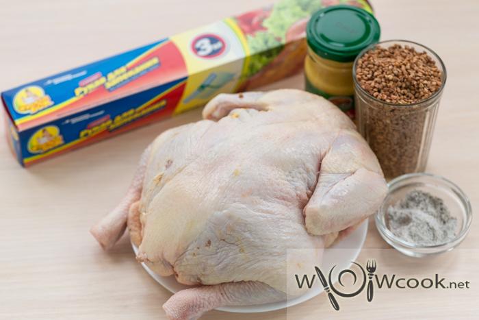 курица целиком ингредиенты