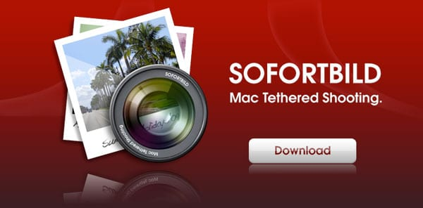 Sofortbild: Control your Camera with your Mac