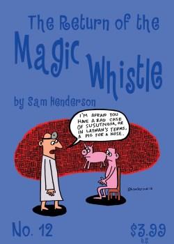 Magic Whistle 12