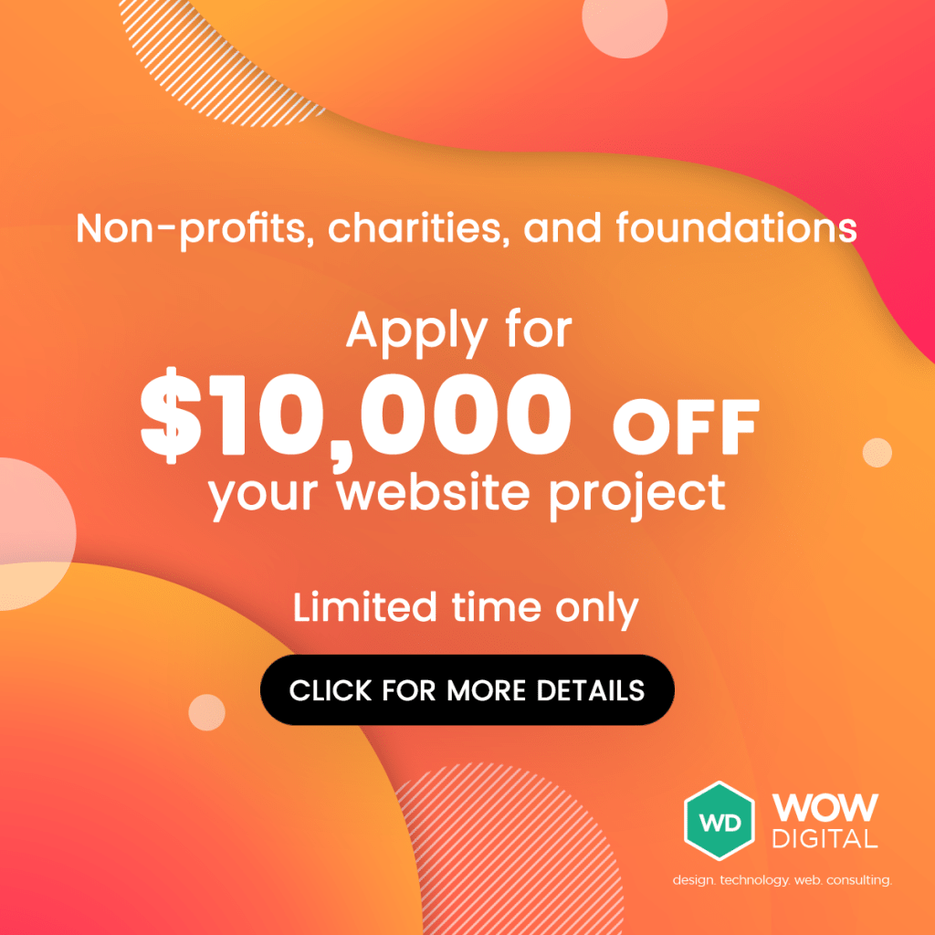 Apple for $10,000 off your website project