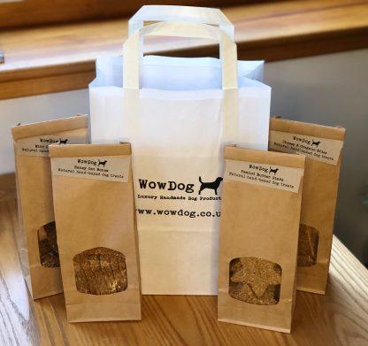 WowDog Luxury Bag Dog Treats