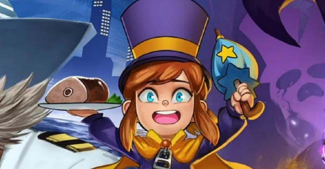 Game A Hat In Time
