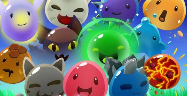 Game Slime Rancher