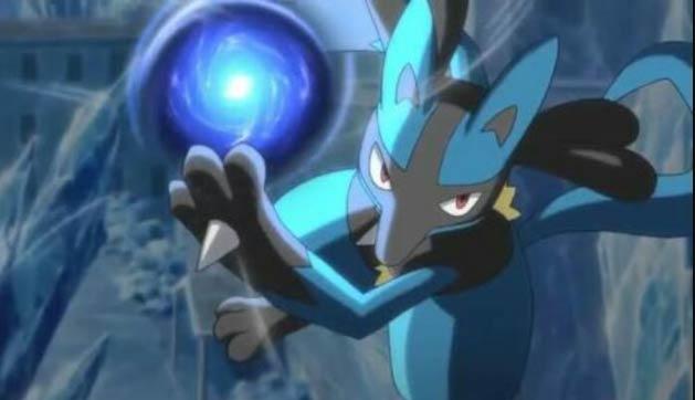 Pokemon - Lucario