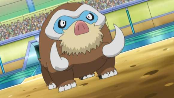 Pokemon Mamoswine