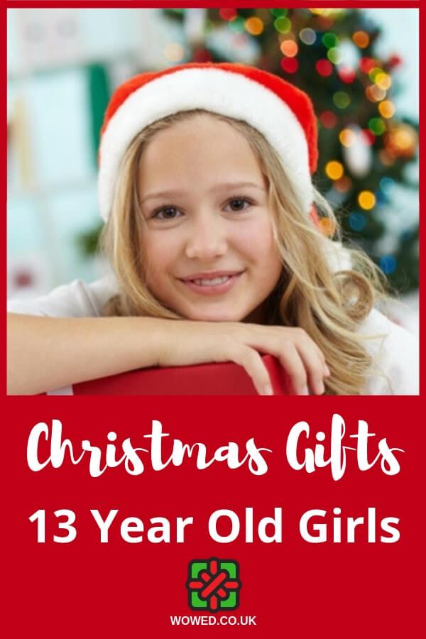 Good Christmas Gifts For A 13 Yr Old Girl