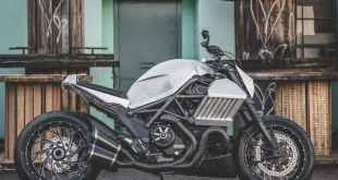 MOTOCORSA UNVEILS A CUSTOM DUCATI DIAVEL BUILT FOR THE APOCALYPSE