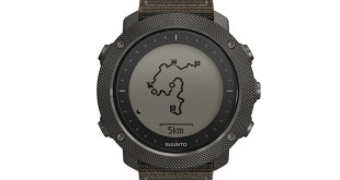 The Suunto Traverse Alpha Is Ready For Outdoors