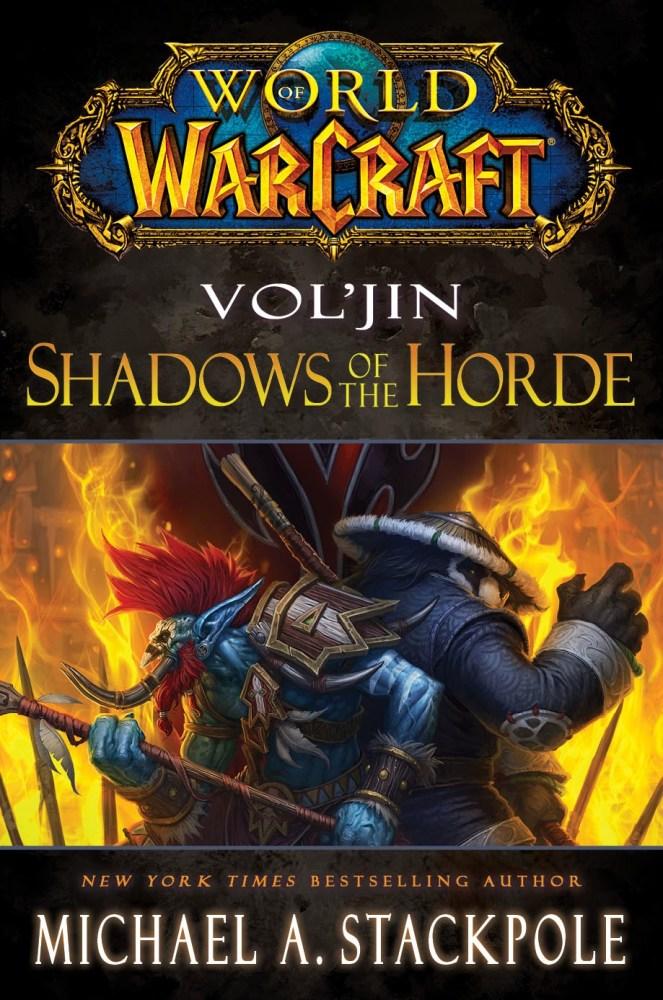 More on the Vol'jin Novel