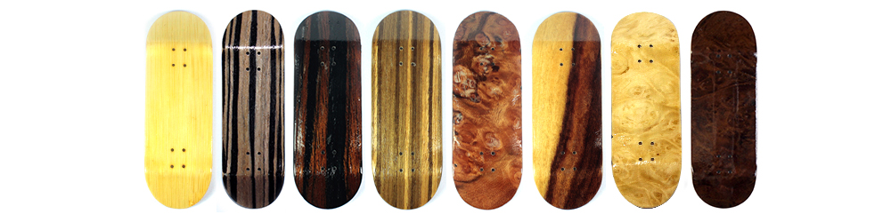 Wow Fingerboard Exotic Series