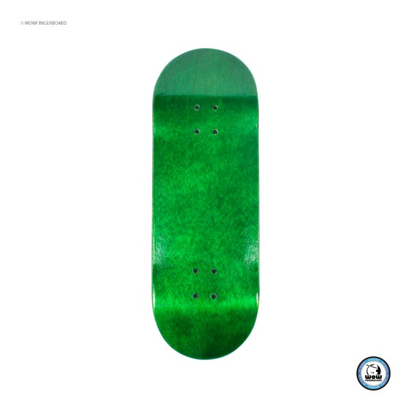 Wow Deck Color Green