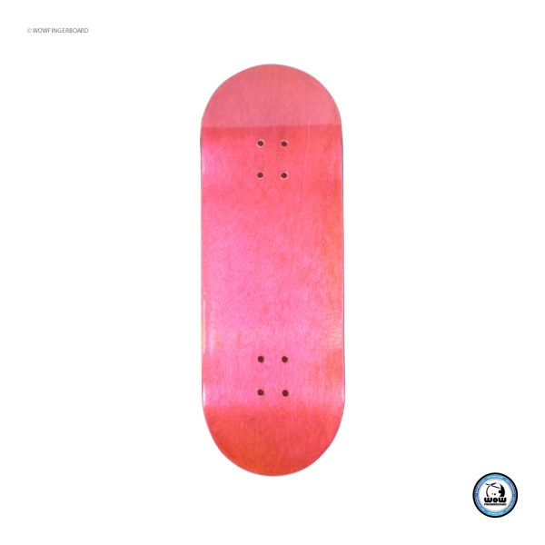 Wow Deck Color Pink