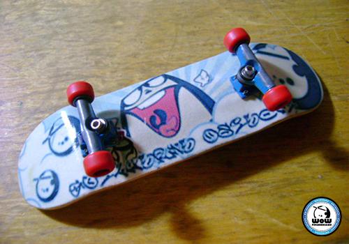 2010 Wow Fingerboard