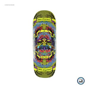 Wow Deck Shaped Old School