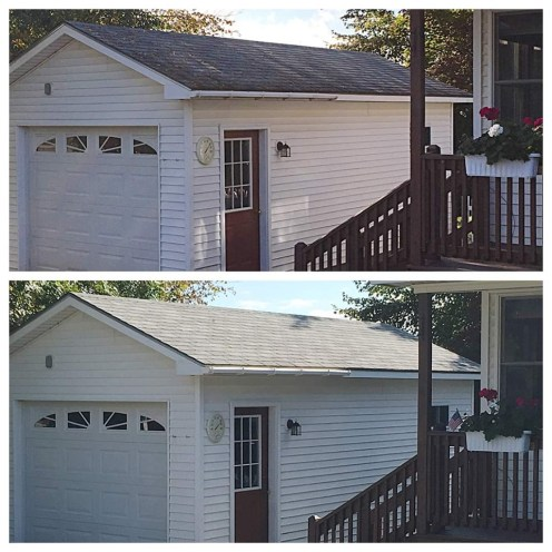 Clean Your Sheds Roof in Delaware