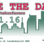 [Save the Date] Betriebsrätekonferenz Wohnungswirtschaft NRW