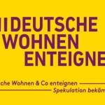 """ver.di-Fachbereich unterstützt das Berliner Volksbegehren """"Deutsche Wohnen und Co. enteignen"""""""