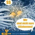 Debatte über den TSP Streik im Landtag NRW!