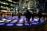 2. Canary Wharf _Winter Lights _ ©Michela_G for WowingEmoji
