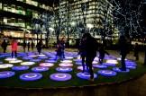2. Canary Wharf _Winter Lights _ ©Michela_G for WowingEmoji