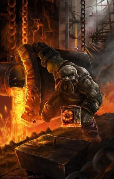 Les Profondeurs De La Forge : profondeurs, forge, Classic, Guide, Spécialisation, Forge, Armes, Armures