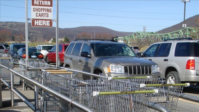 Image result for Police warn to wipe down shopping carts, but not because of germs