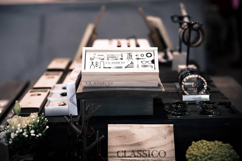 臺灣新創眼鏡 CLASSICO 旗艦店開幕 懷舊空間傳達品牌的靈魂 - LaVie 設計改變世界