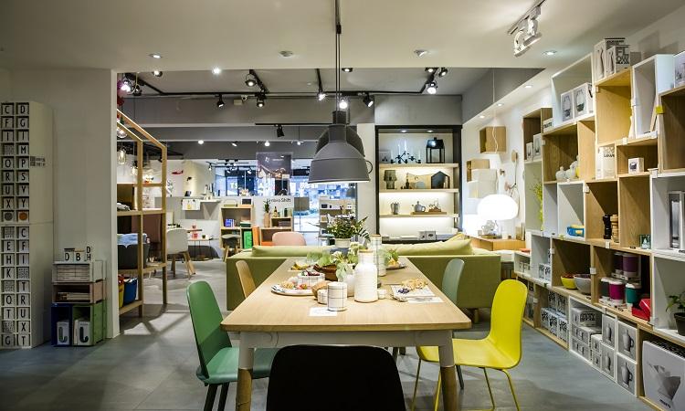 輪轉各種生活美好情境!臺北民生社區「Design Butik」蒐羅北歐設計家具風格店家 | La Vie