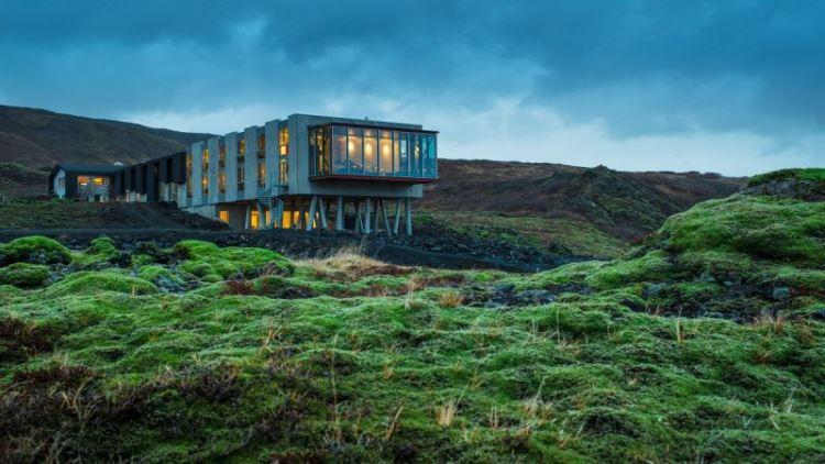 全球最美設計旅館!冰島火山熔巖上的極光旅館Ion Adventure Hotel - LaVie 設計改變世界