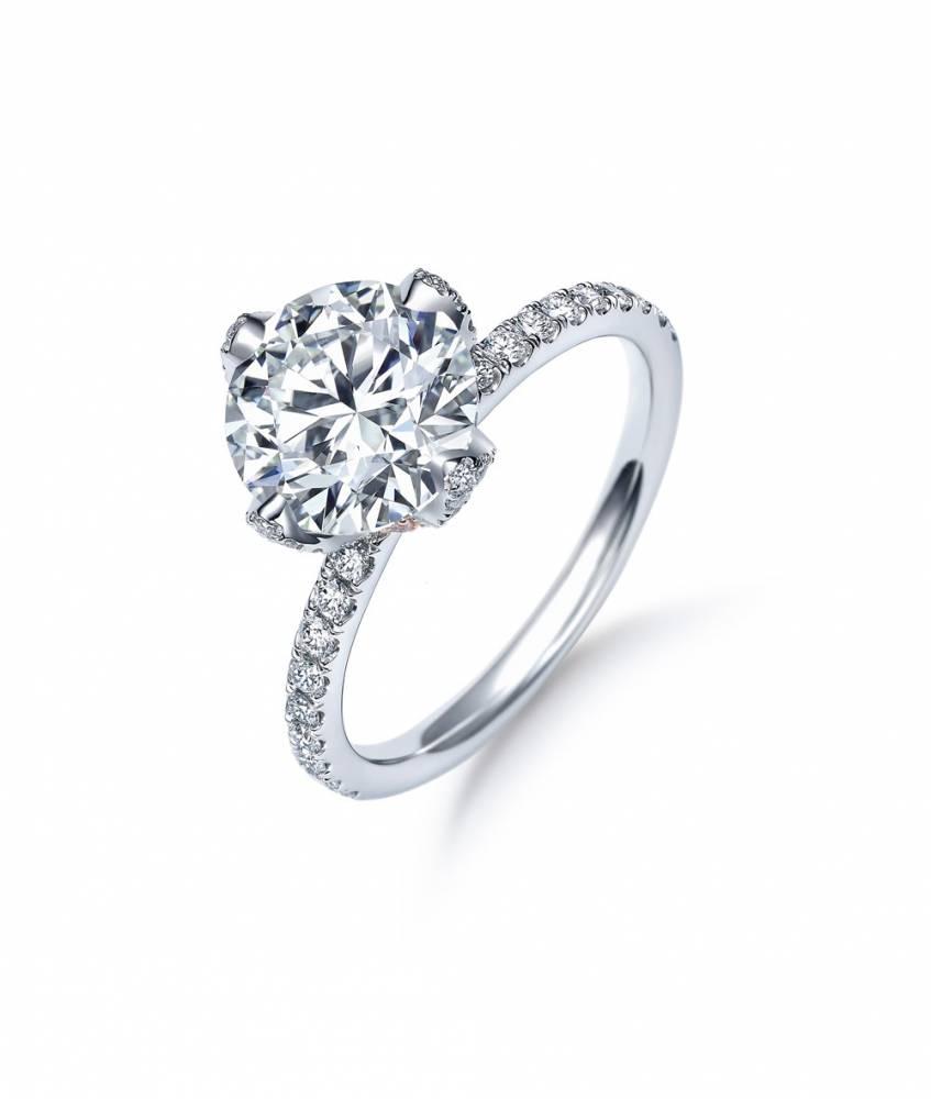 點睛品唯美演繹全新傑作 Infini Love Diamond傳達微工藝匠心精神   La Vie