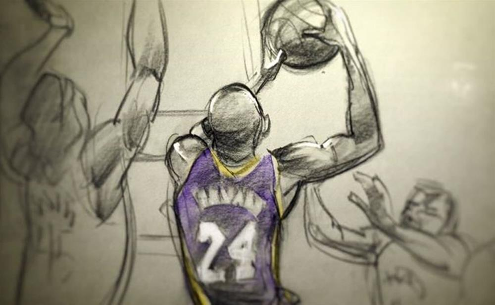 永遠的傳奇黑曼巴!Kobe《親愛的籃球》將20年職涯化身感性動畫創作幕後 | La Vie