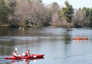 Amston Lake Kayakers photo
