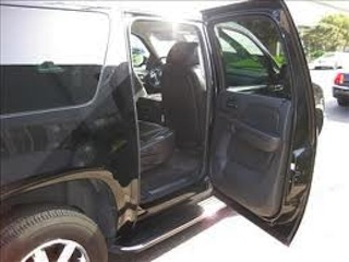 Connecticut luxury SUV service photo