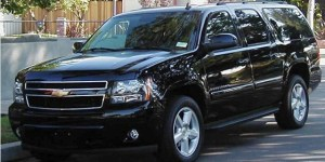 CT airport limousine picture