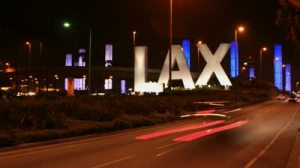 LAX airport picture