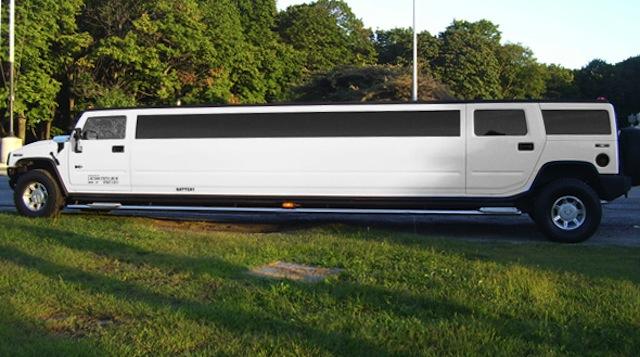 Connecticut 18 Passenger H2 Hummer Limousine image